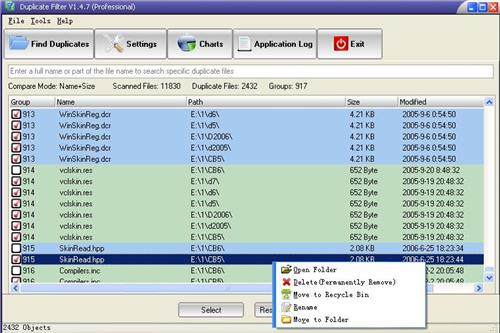 how to delete duplicate file in endnote