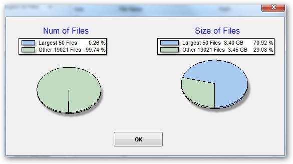 Find Largest Files 2